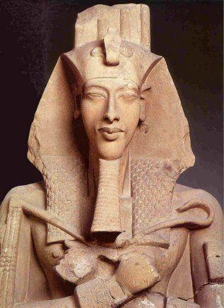 akenaton - Imperio Nuevo - Egipto