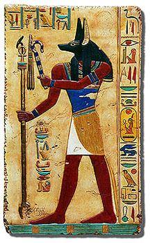 anubis - Imperio Antiguo - Egipto