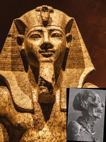 ramses ii - Imperio Nuevo - Egipto