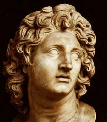 Alejandro Magno Rey de Macedonia - Período Tardío o Baja Época - Egipto
