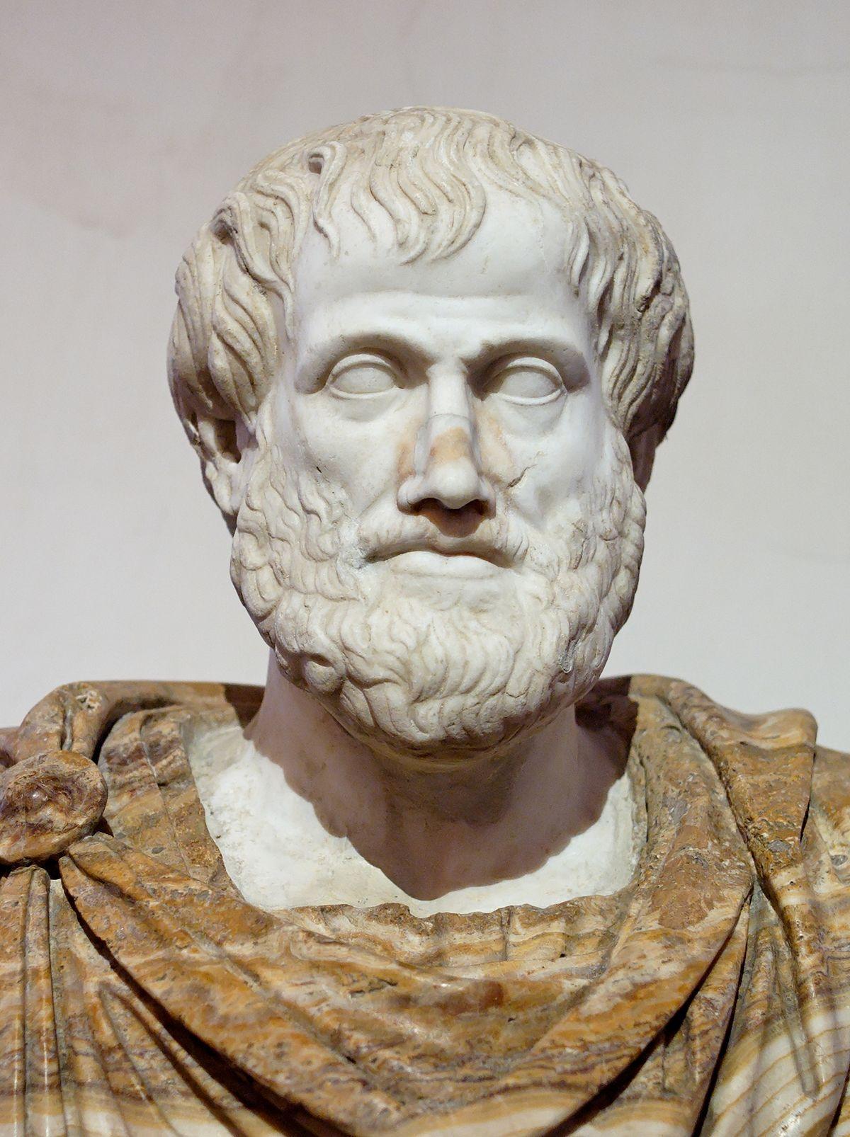 Aristóteles - Sócrates, Platón y Arstóteles