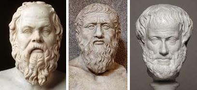 aristoteles platon socrates - Período Clásico - Antigua Grecia