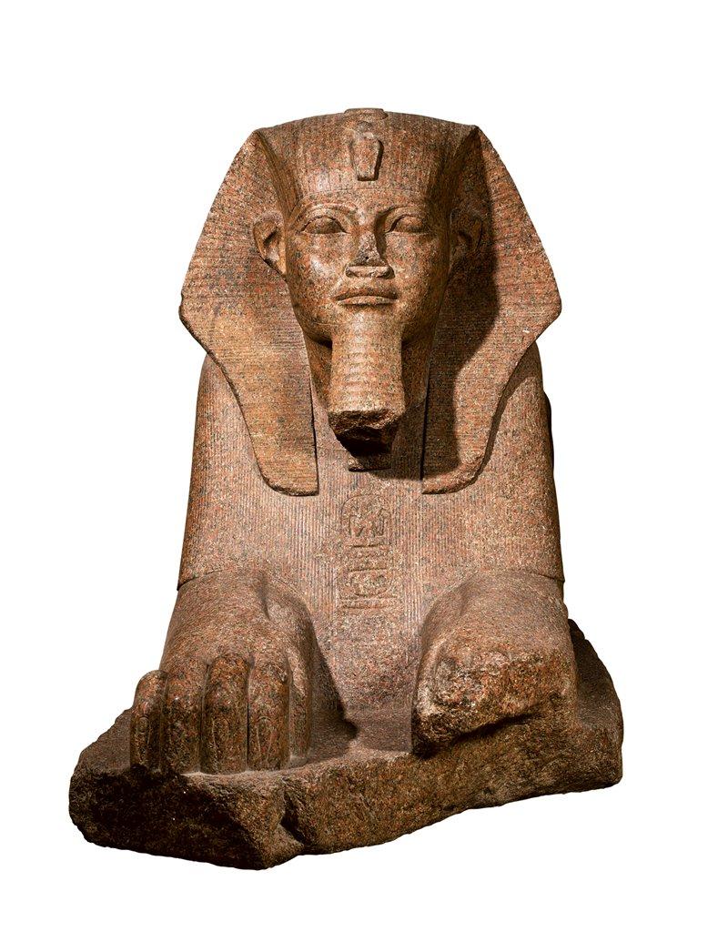 esfinge de sheshonq  - Tercer Período Intermedio - Egipto