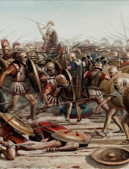 guerra del peloponeso2 - Guerra del Peloponeso - Antigua Grecia