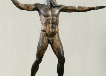 Estilo severo estatua griega de bronce osocc9y6vamg5qu07izxl4raubna0dqe6p8nin329w - Período Arcaico - Antigua Grecia