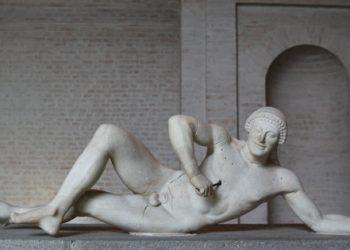 Guerrero Escultura de la Grecia arcaica osocfqyq49dl1vsexj1bar7lukj3g4iozw08cfxpac - Período Arcaico - Antigua Grecia