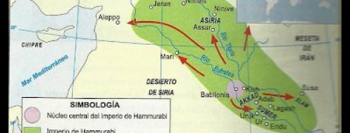 ImpPaleobabilonico oqmloqnalq0tetu10jplagmmotfvqewowonlfu18q4 - Imperio Babilónico