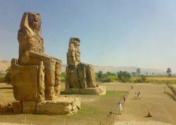 Los Colosos de Memnón osf7ka7p181ibb9u3crsjwj6ytqxb5nuvz5na4fghw - Características - Antiguo Egipto