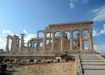 Templo de Afaya Egina osobob2cldt83pne660f06i5ilsbq8ksw2cwymmgxw - Período Arcaico - Antigua Grecia