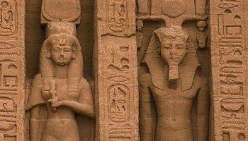 detalle templo de nefertari RamsesII y su Gran Esposa Real orsbnoa0x6w93qaj1utdulo27vw2jw3zyuisiv8w28 - Imperio Nuevo - Egipto