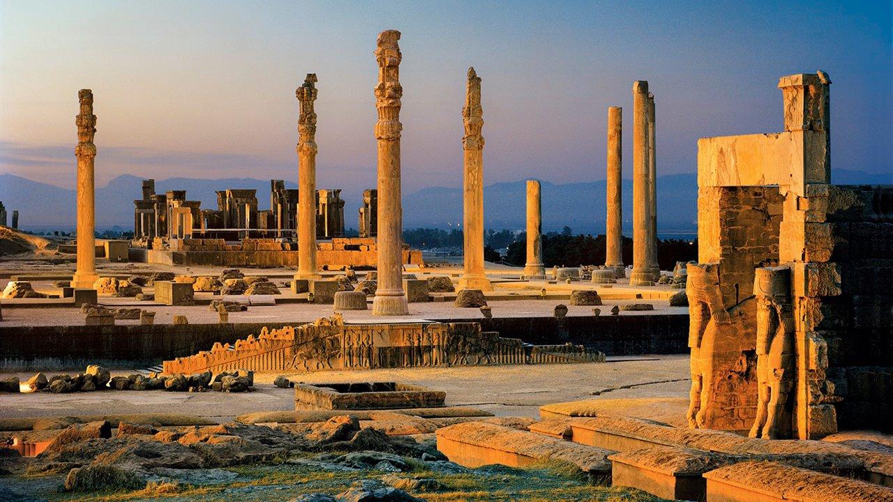 IMPERIO PERSA - Imperio Persa