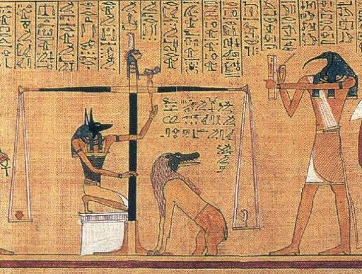 Peso del Corazón 1 - Características - Antiguo Egipto