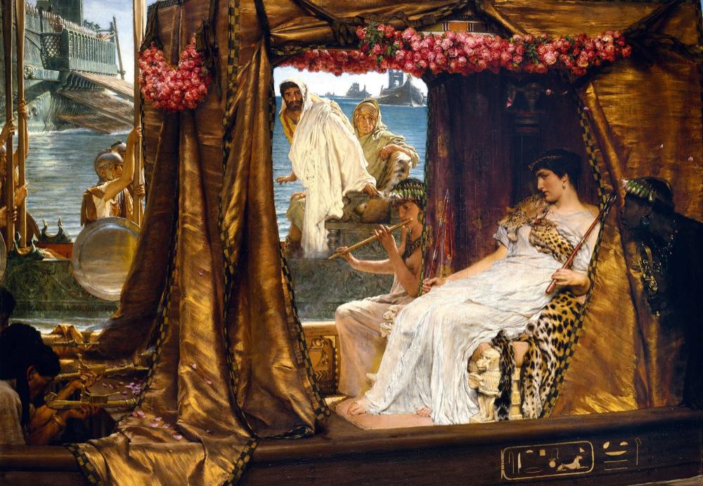 entrevista en tarso2 - Período Helenístico - Egipto